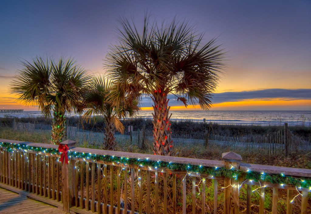 Holidays On The Boardwalk