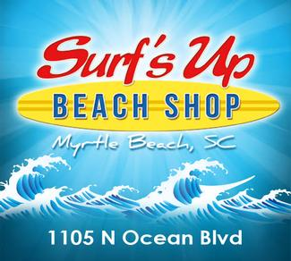 Surfs Up Beach Shop